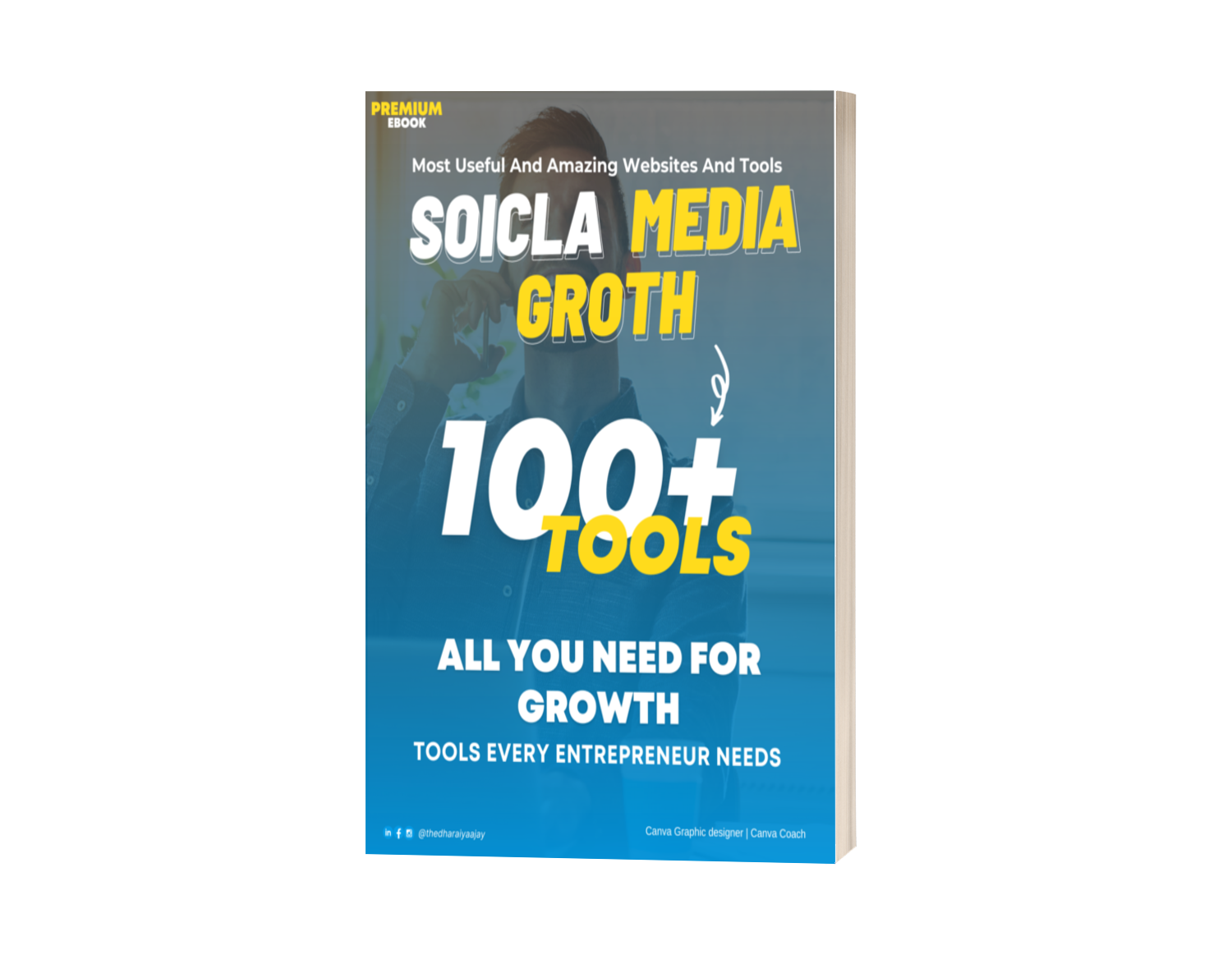 Finding some Tool or website for your social Media Growth .