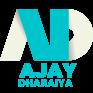 I'm Ajay Dharaiya Graphic Design, and Canva Coach