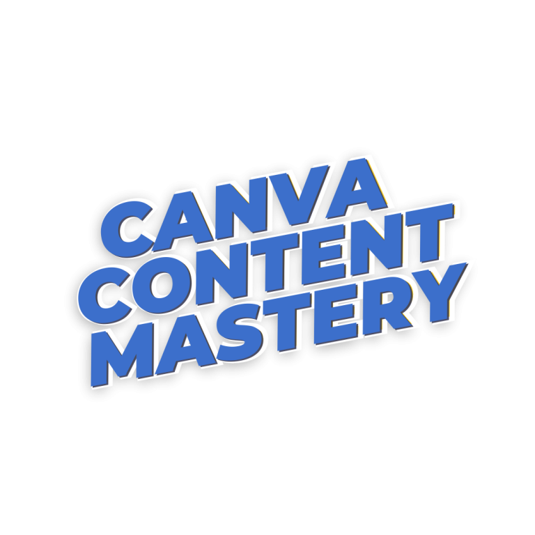 🔶 Canva Content KING Course 🔶